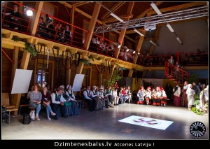 Baltica 2015 Koka ēku renovācijas centrā