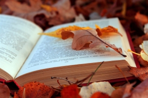 book-autumn-leaves-and-images